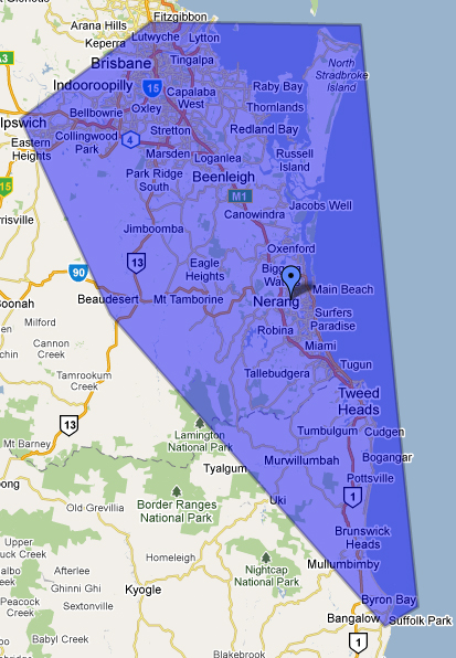 Switchtek services Gold Coast to Brisbane including Nerang Tweed